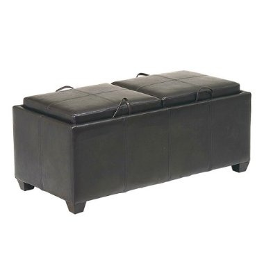 41 Best Images About Storage Ottomans On Pinterest