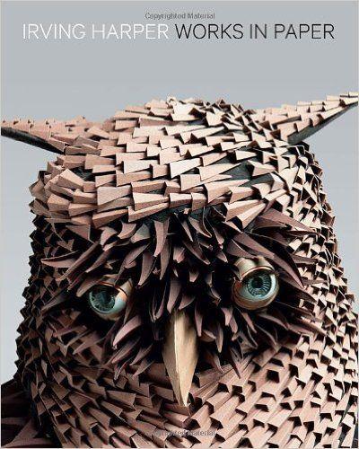 Irving Harper: Works in Paper: Michael Maharam, Irving Harper, Julie Lasky: 9780847840014: Amazon.com: Books