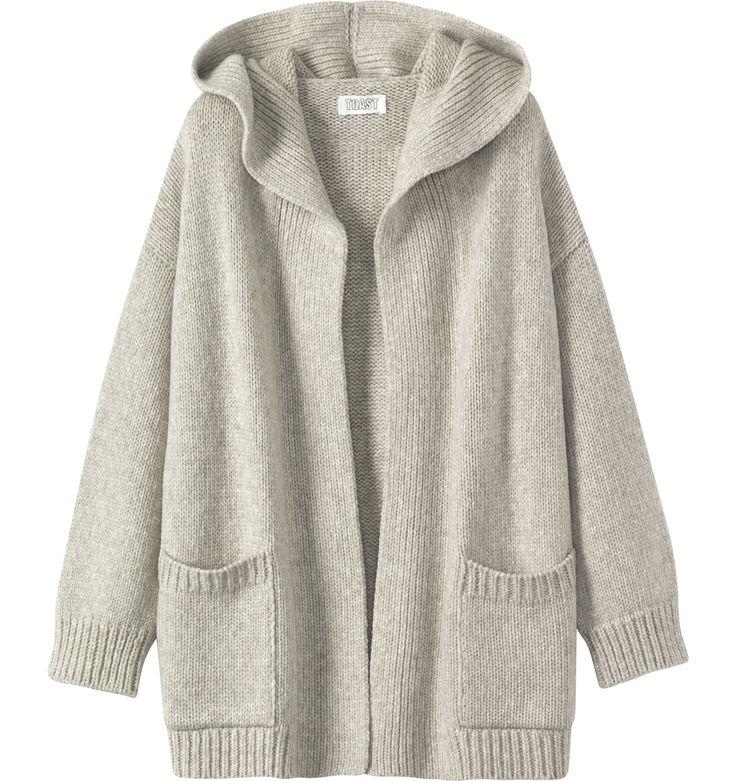 Massimo Dutti Wool Angora Cashmere Poncho - Size M / 32 Sweater ...