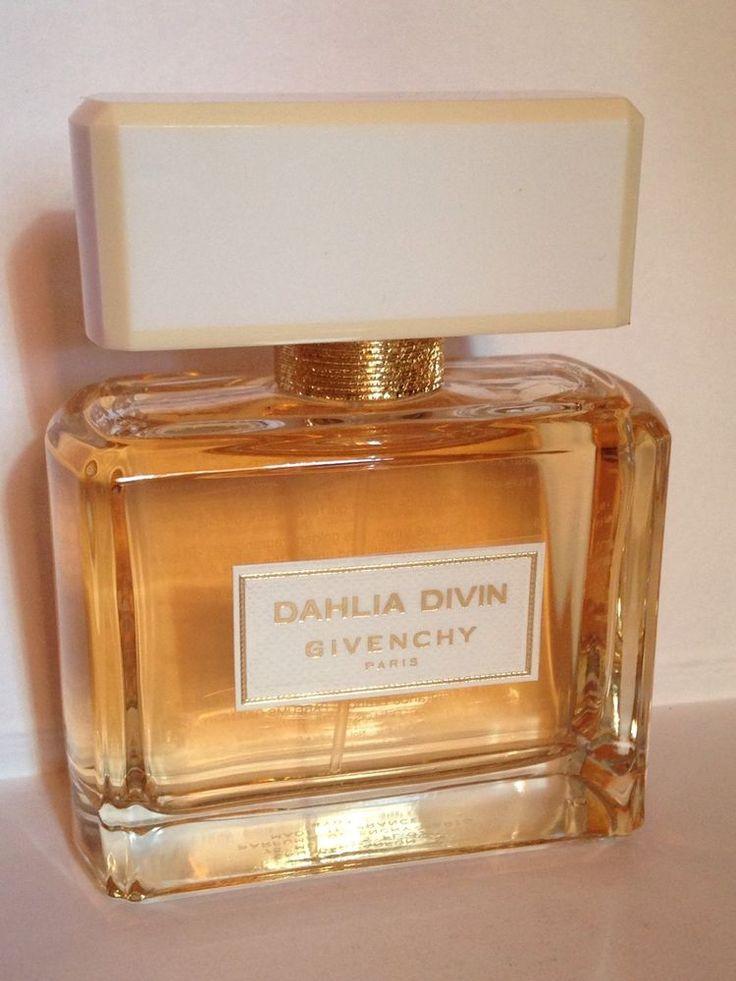 PROFUMO GIVENCHY DAHLIA DIVIN PARIS 75ML EDP NEW PARFUM DONNA WOMAN ORIGINALE