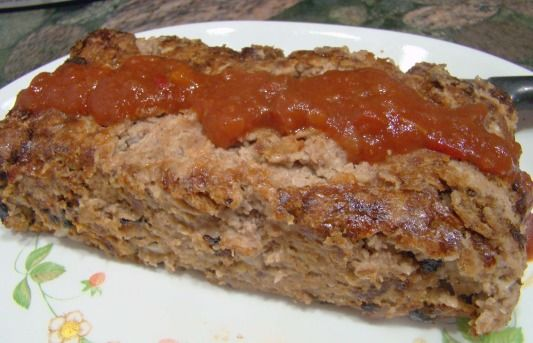 Shredded Wheat: Meatloaf