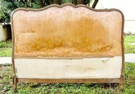 T te de lit la belle patine sitcom 2 chambre parents - Faire une tete de lit en bois ...