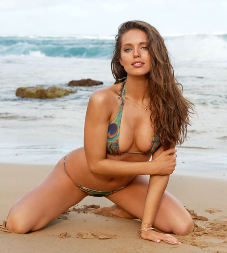 21 Impossibly Hot Bikini Photos Of Emily Didonato  Emily -5830