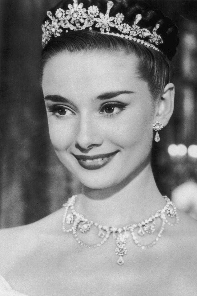 Audrey Hepborn Roman Holiday