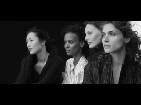 Giorgio Armani - New Normal - 2016 Fall Winter Campaign - The Backstage - Natural - Diversity