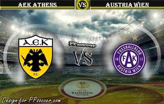 AEK Athens vs Austria Wien Predictions 28.09.2017