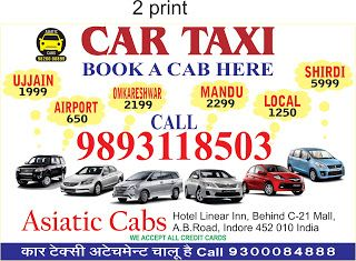 A1 Cab: Taxi in Indore