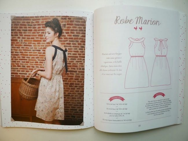 Tilly and the Buttons: Un été couture / A Summer of Sewing
