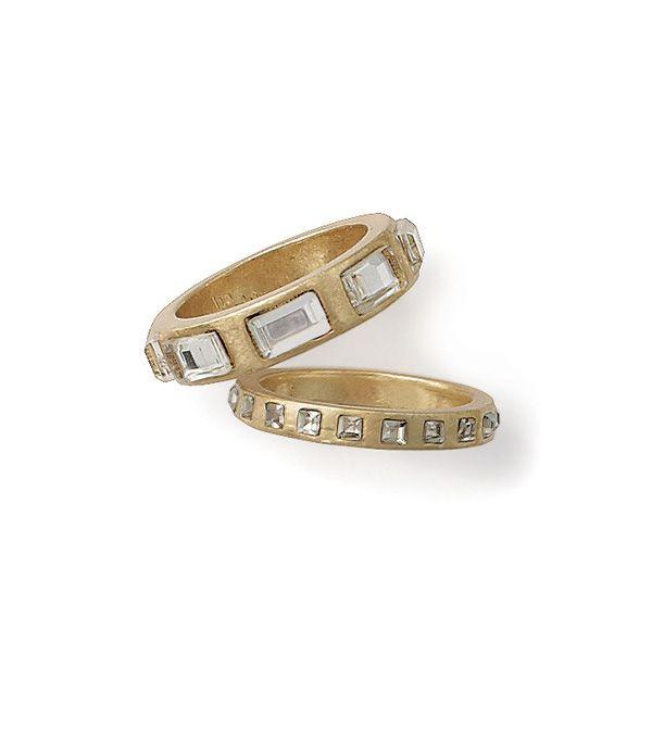 Lia Sophia Diamond Rings