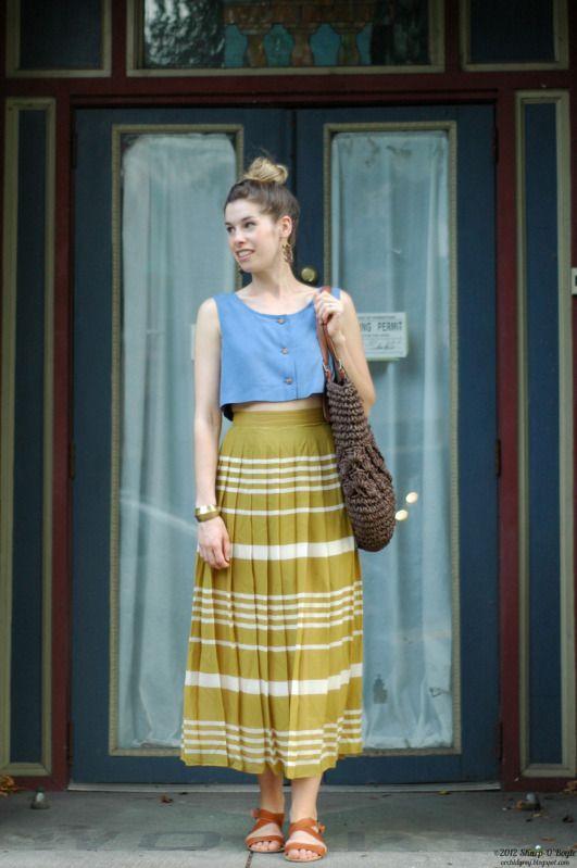 heat wave wear (skirt by madewell)