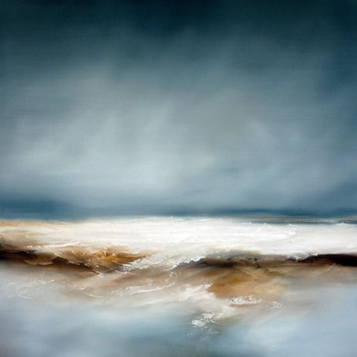 felixinclusis:  knowinng: Seascapes by Paul Bennett.