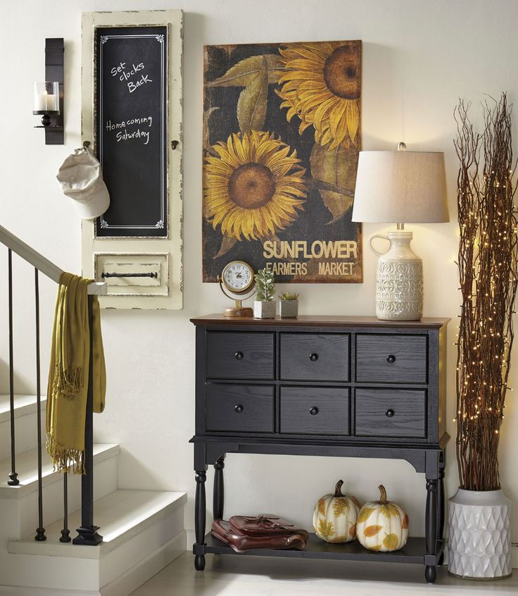 First Impressions 10 Ideas For Entrance Hallway Decor: 25+ Best Ideas About Sunflower Home Decor On Pinterest