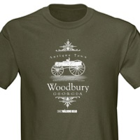 Shop The Walking Dead Woodbury Georgia Gifts and Merchandise
