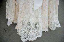 lace wedding dress boho hippie