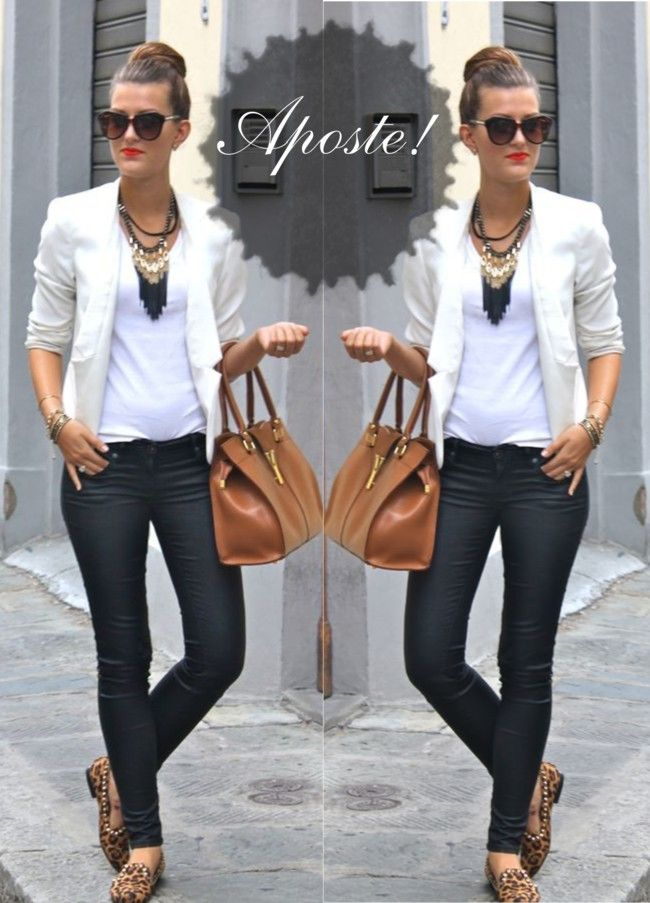 Como usar blazer branco, blazer branco, roupa, roupa branca, moda, moda feminina, roupas da moda, roupas femininas, blog de moda, site moda, tendencias de moda, blazer feminino, comprar roupas online