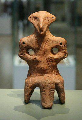 The Vinca Culture (Old Europe).