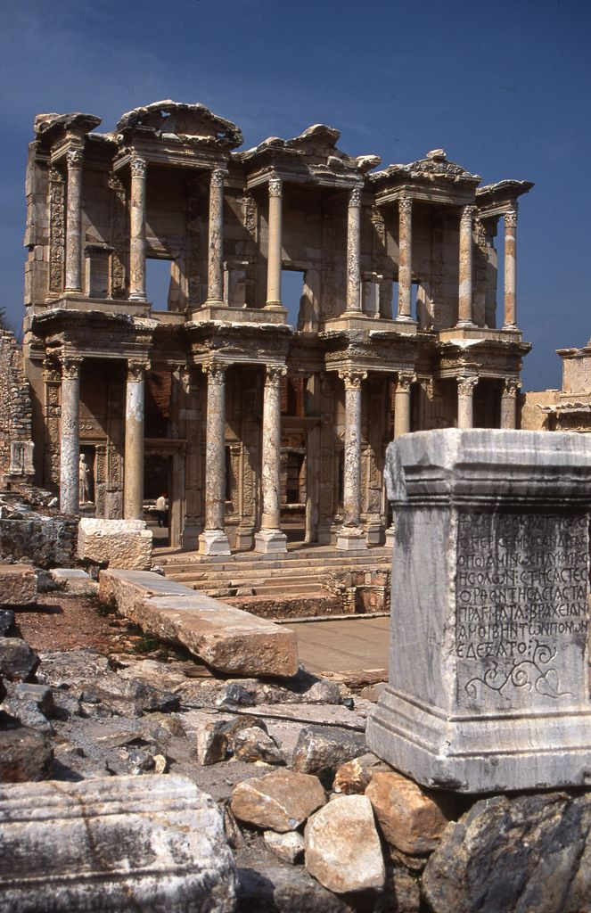 exodus-11-022 (Library of Celcus, Ephesus) by Exodus Travels - Reset your compass, via Flickr