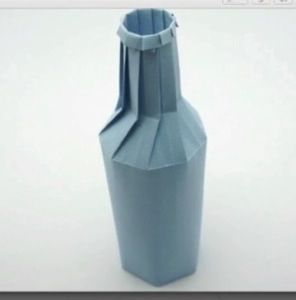 C4D TUTORIAL: How To Do Origami Modelling In Cinema 4D - Motion And Design