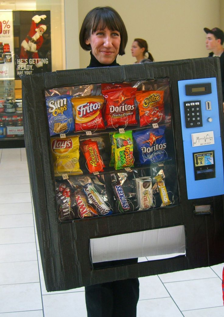 how to hack a vending machine 2016