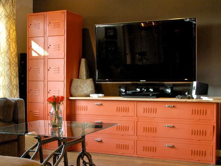 DIY Network has ideas for creating family-fun spaces.