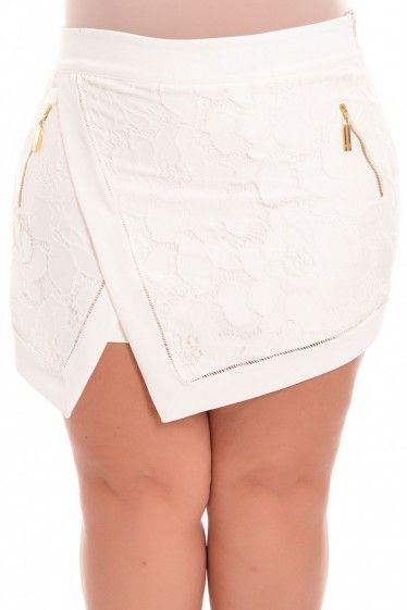 Short Saia Plus London
