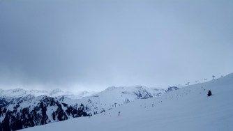 St. Gallenkirch, Montafon - zwei Tage Schnee satt in Österreich, große Skipiste, günstige Tageskarten, Nachtrodeln, Live Musik events, Bauernmarkt