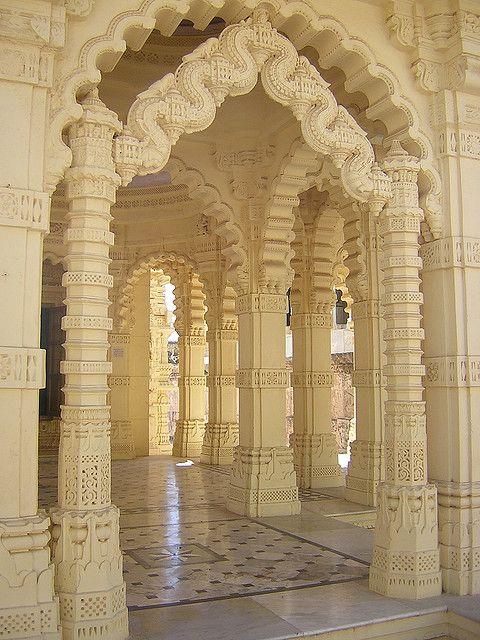 Jain architecture at Palitana Temples in Gujarat, IndiaIndian Flavoured, Amazing India, Architecture Creations, Jain Architecture, Indian Colors, Palitana Temples, Jain Temples, India Colours, Architecture Details