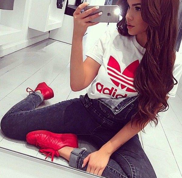 adidas supercolor red - Google Search