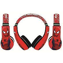 Spider-Man Kids Friendly Headphones