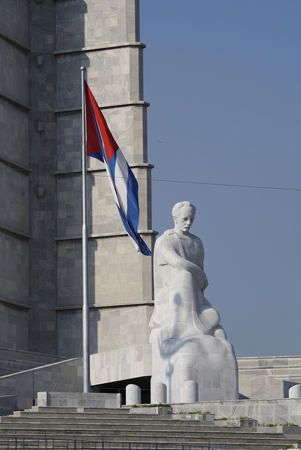 Monument to Jose Marti, Revolution Square, Havana, Cuba by abaesel, via Flickr
