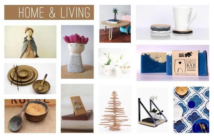The @etsy  'Home & Living' finalists in the #etsydesignawards, https://etsydesignawards.com.