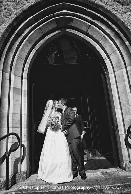 Brisbane Wedding Photographer, St Stephens Cathedral, Church Wedding, Christopher Thomas Photography