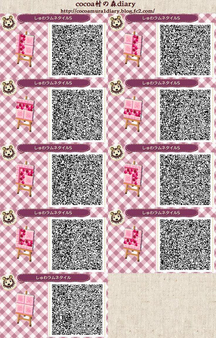 Les 311 meilleures images du tableau qr code sol sur for Carrelage kitsch acnl