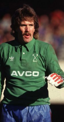 Phil Parkes--In 2003, an official West Ham United members poll for the GREATEST West Ham XI named him as the team's goalkeeper, beating Ludek Miklosko to that position.He is considered by QPR supporters to be one of the 3 best goalkeepers in the club's history, the others being Reg Allen and David Seaman.
