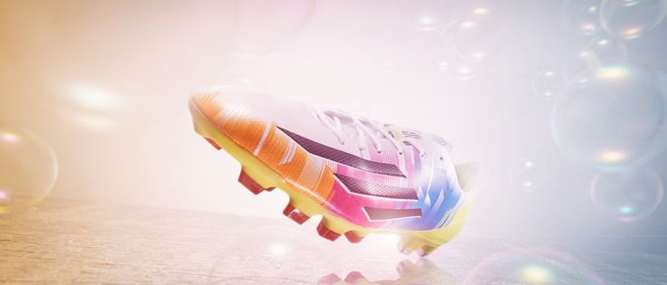 #commercial #photography #shoes #football #soccer #smoke #dynamic #bubbles #adidas #adizero