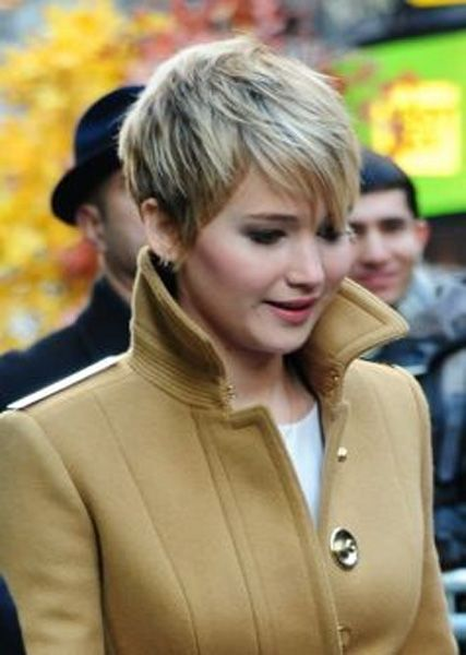 Cutest Short Pixie Celebrity Haircuts for Women