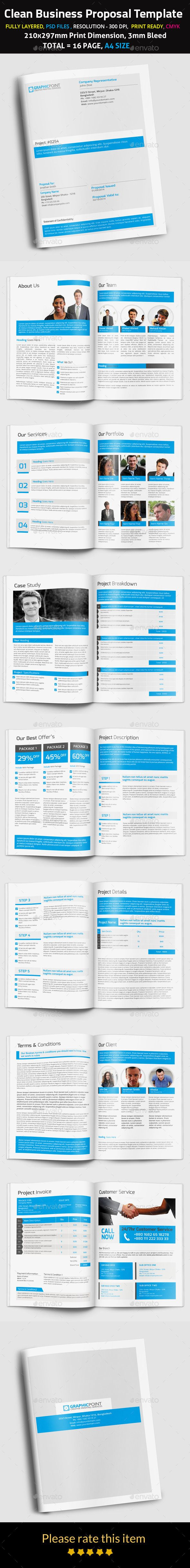 Commercial Proposal Format Extraordinary 504 Best Business Proposal Images On Pinterest  Proposal Templates .
