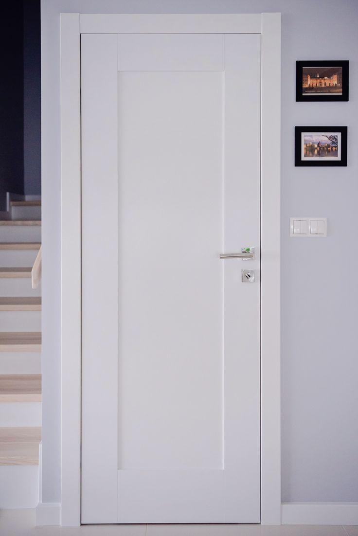 Drzwi wewnętrzne Asilo z ukrytymi zawiasami - sprzedaż i montaż PSR Drzwi i Podłogi