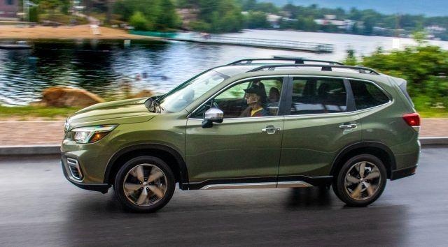 Subaru Forester Review In 2020 Subaru Forester Compact Suv Subaru