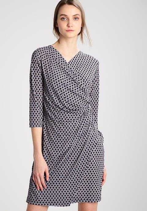 Cartoon Sukienka z dżerseju - dark blue/grey                 za 299 zł (15.04.17) zamów bezpłatnie na Zalando.pl.