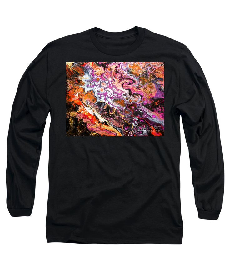 Purchase a long-sleeve t-shirt featuring the image of #2052 by Expressionistart studio Priscilla Batzell.  Available in sizes S - XXL.  Each t-shirt is printed on-demand, ships within 1 - 2 business days, and comes with a 30-day money-back guarantee.