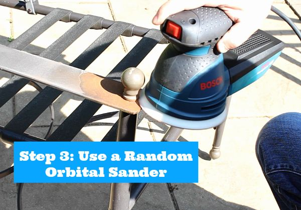 Painting Metal Patio Chairs: 5 Easy Steps