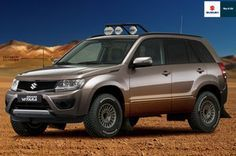 All New Suzuki Grand Vitara Off Road by YogaBudiwCUSTOM