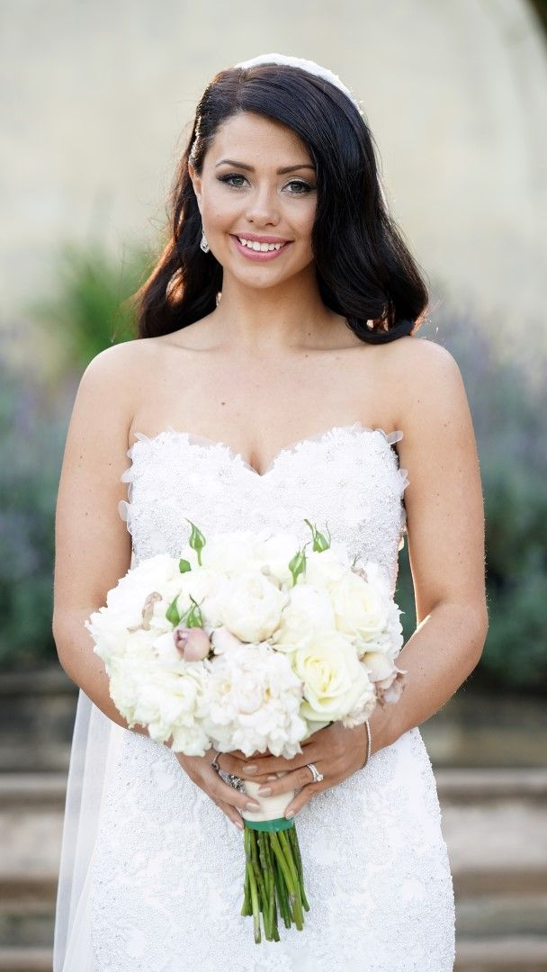 Flowers by Form Over Function  Bridal Bouquet