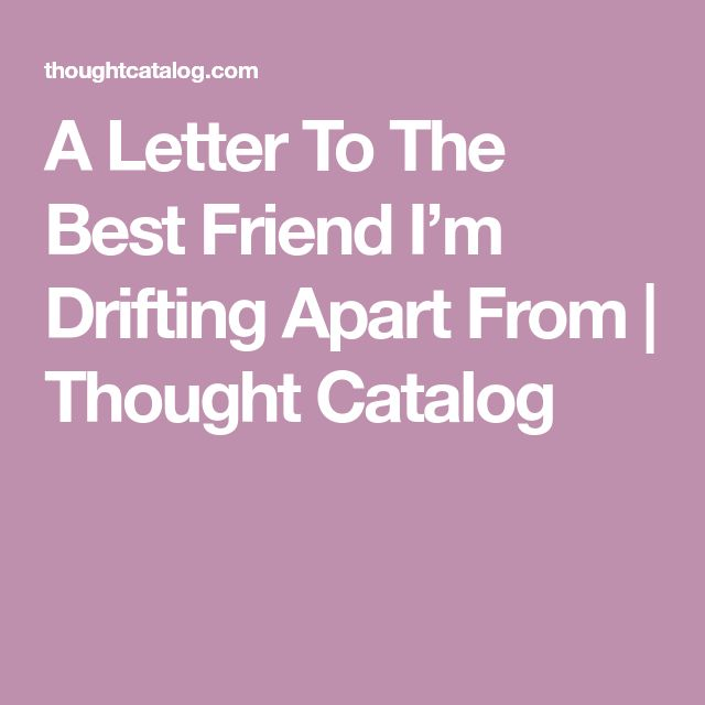 The 25+ best Drifting apart ideas on Pinterest | Drifting apart ...