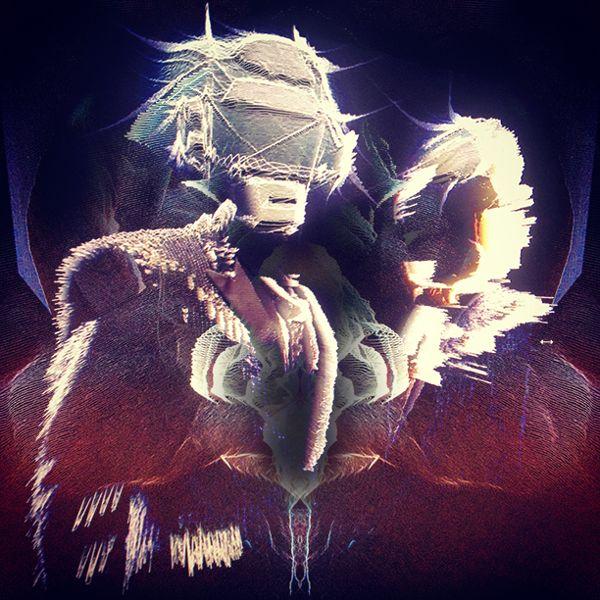 Ghost Memories Digital Art by Steve Fraschini (2)