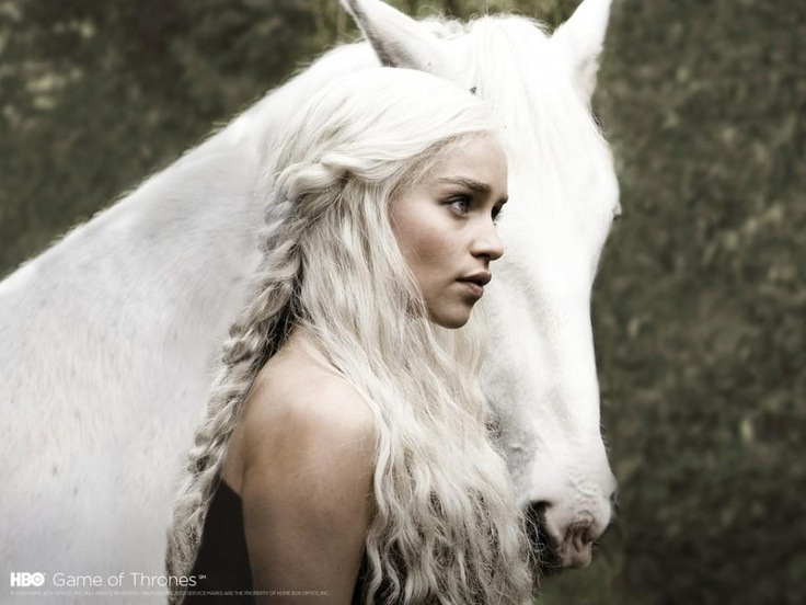 White / Silver Blonde (Game of Thrones)