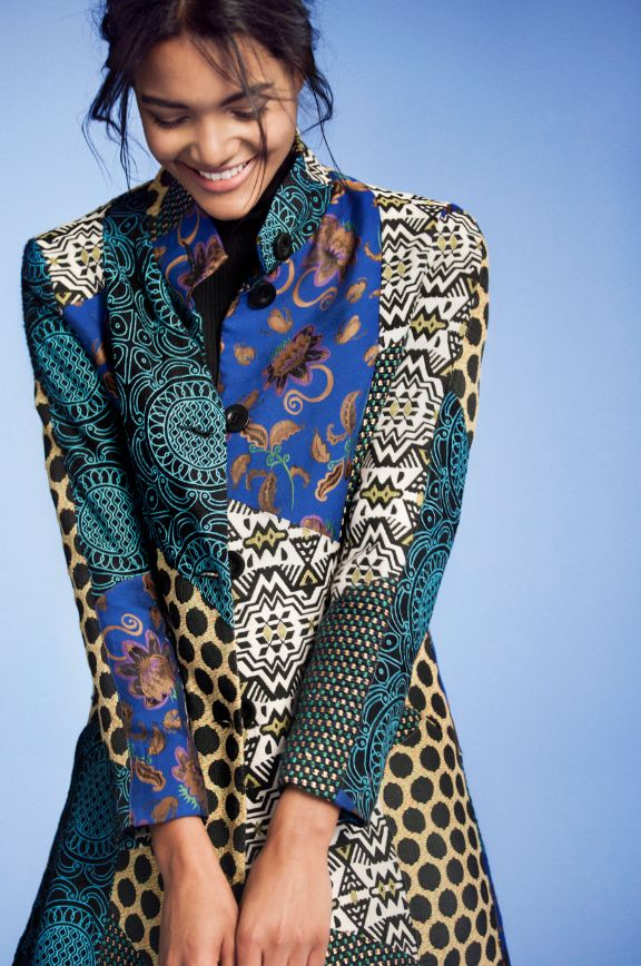 The collection aims to bring joy and positivity and has the intention of making women feel attractive, different and unique. Innovative patterns and prints are renewed and updated to reflect the current trends, while we continue to use high quality fabrics.