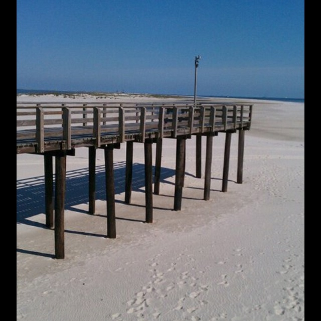 27 best favorite places spaces images on pinterest for Dauphin island fishing pier