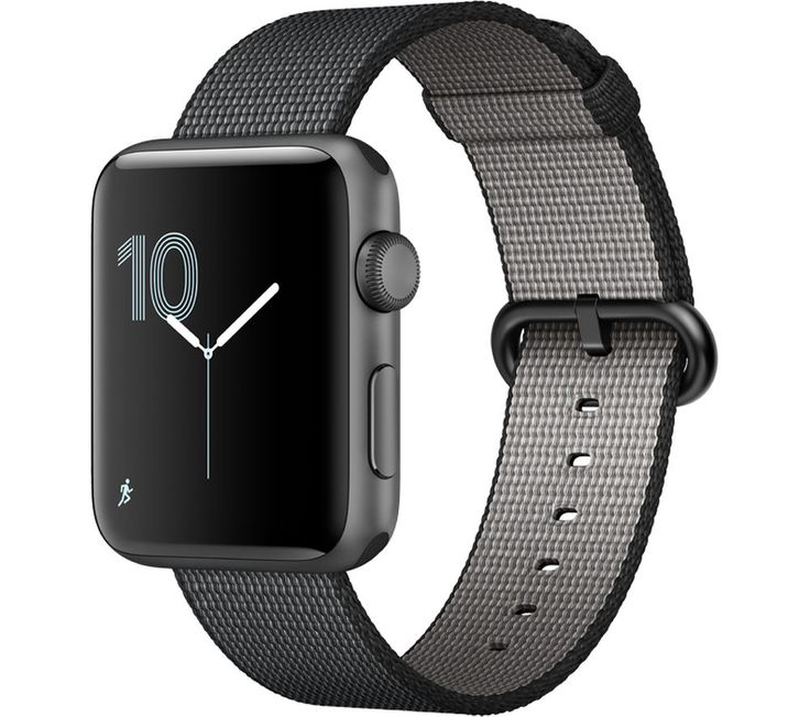 APPLE  Watch Series 2 - 42 mm Price: £ 399.00 Top features: - Built-in GPS records data and guides you without needing your iPhone - Waterproof to 50m gives you sports tracking in the water and in any weather - New dual-core processor opens and runs apps much faster - Integrated fitness and health apps keep you moving, motivated, and healthy Built-in GPS The Apple Watch now comes with...